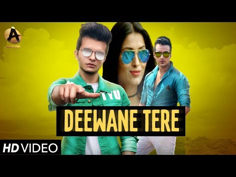 Deewane Tere (Full Song) | Shivam Grover | Harshit Tomar | Muzik Amy | Asli Gold | Analog Records