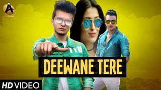 """Analog records & naresh agarwal presents the new punjabi song """"deewane tere"""" by shivam grover feat. harshit tomar ... subscribe to #analogrecords http://bit...."""
