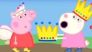 Peppa Pig Italiano - George e il gigante Anguria - Cartoni Animati 1
