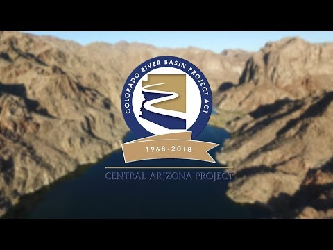 Colorado River Basin Project Act 50th Anniversary