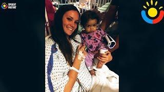Студентка, устроившись няней, неожиданно спасла жизнь маленькой девочке!