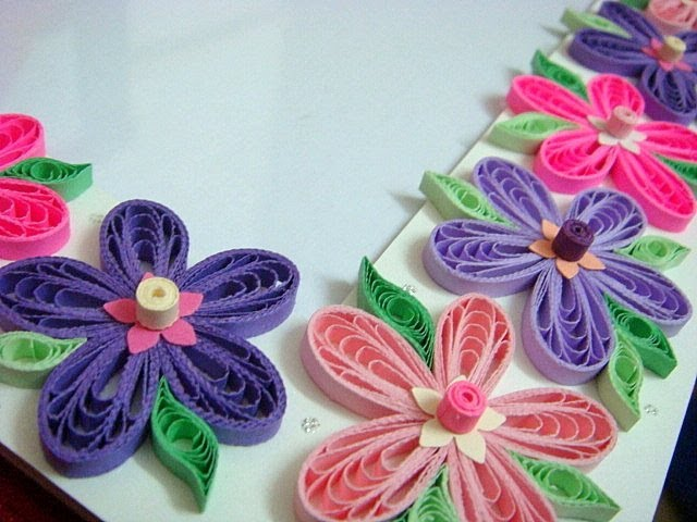 Getting Start With Quilling 12 Steps Pictures