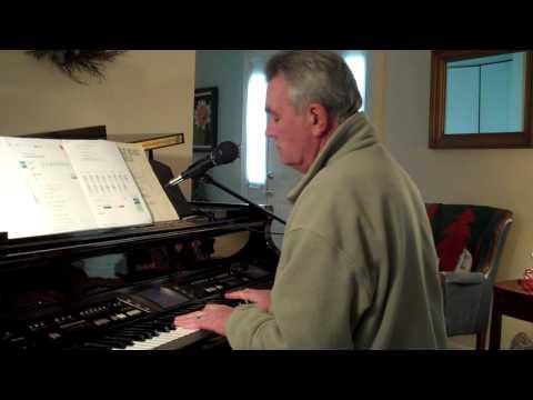 At Last - Etta James Piano vocal solo Cover