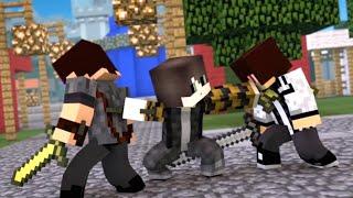Top Hacker vs Noobs Song! Best Minecraft Animations (Top Minecraft Songs )