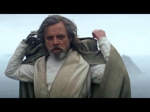 Luke Skywalker's First Words In Star Wars 8: The Last Jedi Revealed
