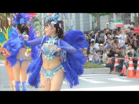 神戸まつり2018 SAMBA CARNIVAL (サンバカーニバル)