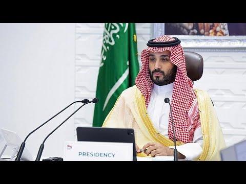 شاهد: ولي العهد السعودي يغادر المستشفى بعد أن خضع لعملية جراحية ناجحة…