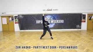 Zuri Akoko - Persian Rugs I Maniek I Top Dance Weekend