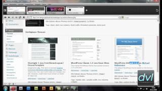 DieVideoLeuchten - HP erstellen - Wie funktioniert Wordpress
