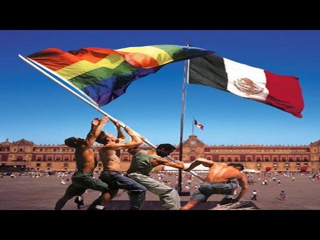 Homofobia de Dios no pudo en México