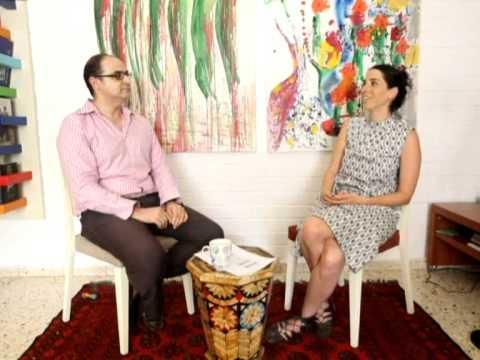 modern art israel - interview with NIRT GUR KARBY