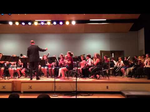Greely Middle School Band - Final Concert 2
