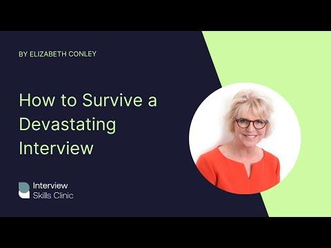 Interview Frustrations Devastating Interview