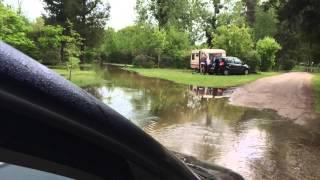 Bracieux Loire Overstroming