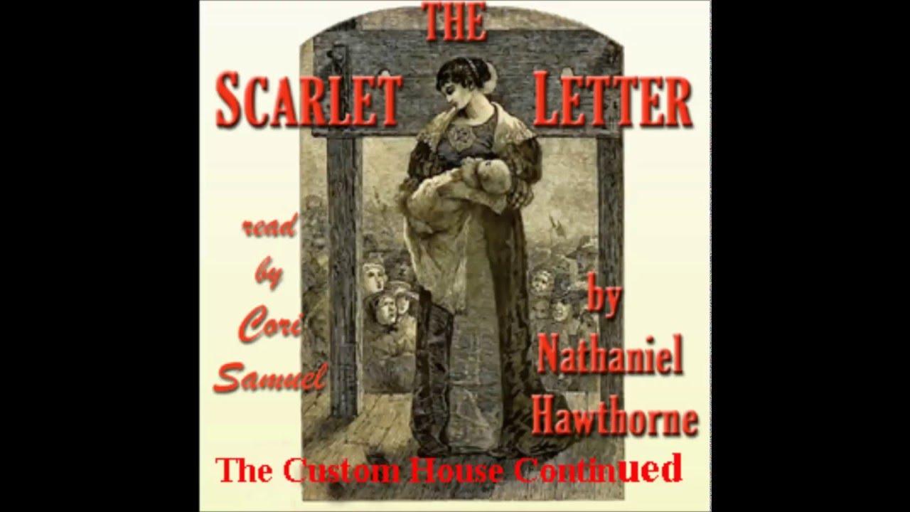 the custom house in the novel the scarlet letter by nathaniel hawthorne The scarlet letter, by nathaniel hawthorne,  america's first psychological novel, nathaniel hawthorne's the scarlet letter is a dark  a custom house.