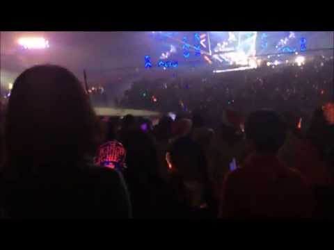 JYJ CONCERT IN FUKUOKA!!! (20141224 Fukuoka Dome - JYJ Ichigo Ichie Japan Dome Tour) [V-Log #15]