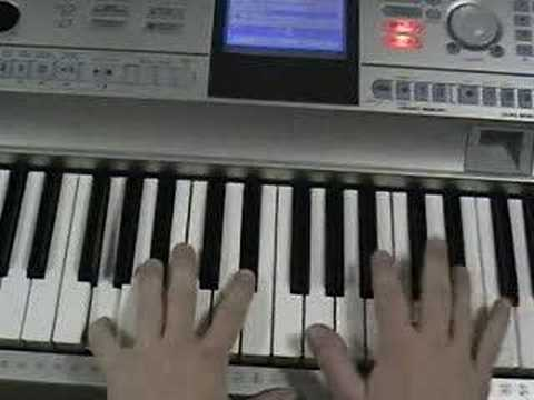 How To Play Fix You On Piano/organ By Coldplay