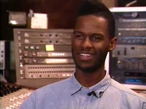 Dick Curtis at Large: Brian McKnight