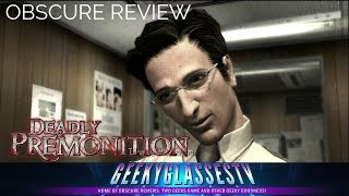 Obscure Game Review - Deadly Premonition