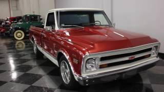 2179 DFW 1968 Chevy C 10