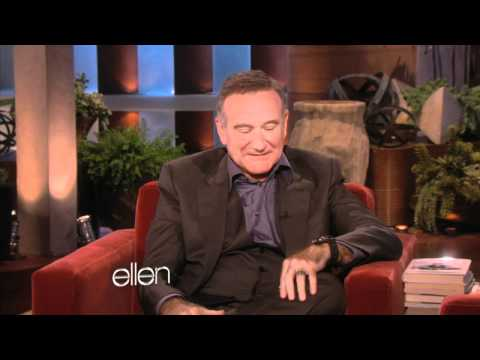 Robin Williams Talks About Heart Surgery