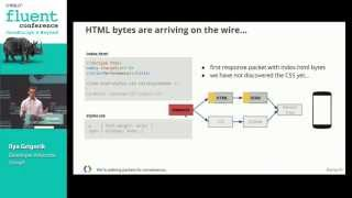 Critical rendering path - Crash course on web performance (Fluent 2013)