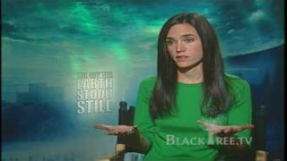Oscar Award Winner Jennifer Connelly on The Day The Earth Stood Still