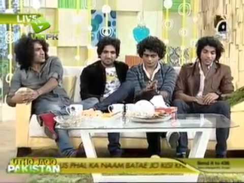 Charkha by Mohsin Abbas Haider live - Utho Jago Pakistan