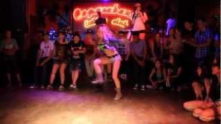 Dancehall Contest - Elena Fraules - Judge Showcase
