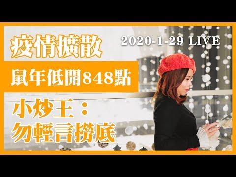 TASTY MONEY 2020-01-29 Live