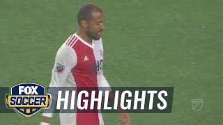 New England Revolution vs. Columbus Crew SC | MLS Highlights | FOX SOCCER