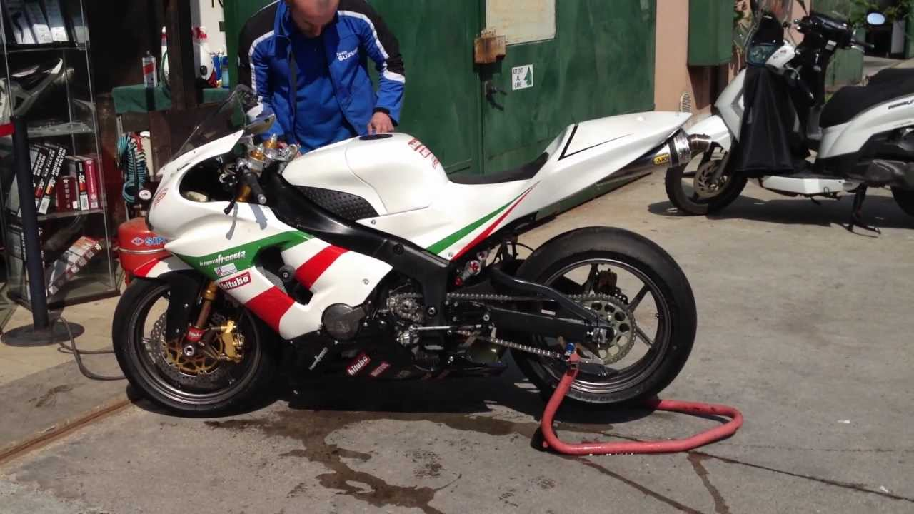 Kawasaki Ninja Zx 600 Rr 06 Pronto Pista Vendita Milano