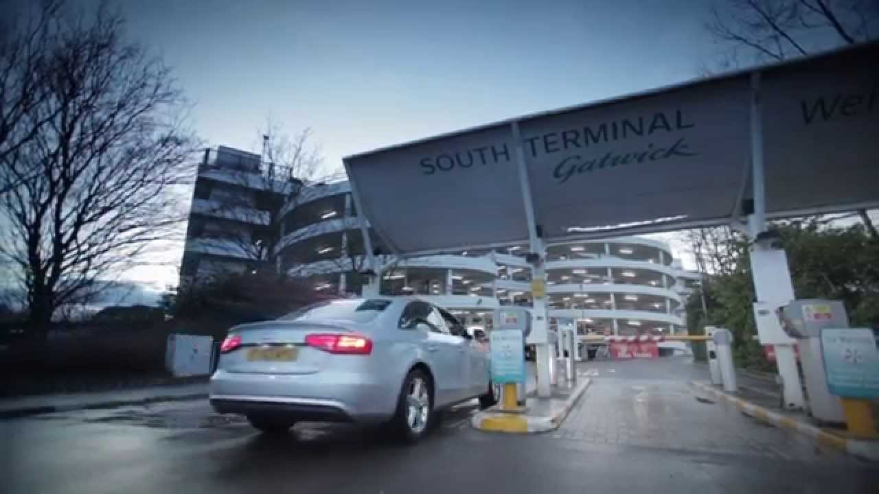 Gatwick Short Stay Car Park South Terminal