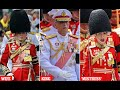 Thai King Brought 'his Mistress' To Father's Cremation