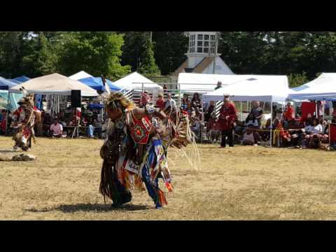 Mashpee Wampanoag Powwow 2016 - Day 3 ~ Men