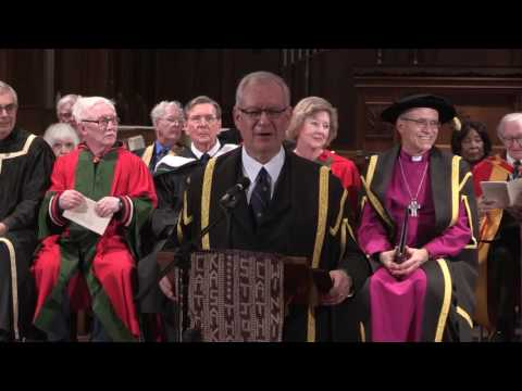 St John's College 150th Convocation