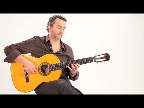 How to Play Flamenco Scales | Flamenco Guitar