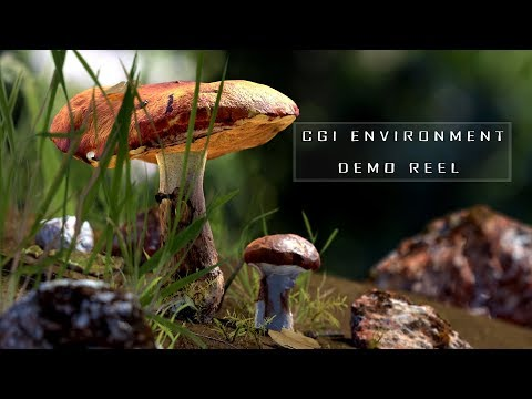 CGI Environment demo reel