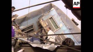 EGYPT: BADRSHEIN: 70 PEOPLE KILLED IN TRAIN CRASH