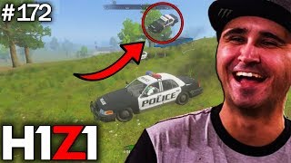 NEW OVERPOWERED EMOTE BUG! 100% KILLRATE?! H1Z1 - Best Oddshots & Funny Moments #172