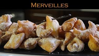 Merveilles - Sweet Fritters - Bruno Albouze - The Real Deal
