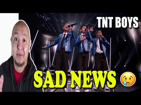 TNT BOYS SING FLASHLIGHT SAD NEWS ON THE WORLD'S BEST