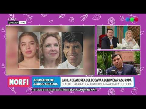 Amalia Granata se defendió de la acusación de la hija de Andrea del Boca