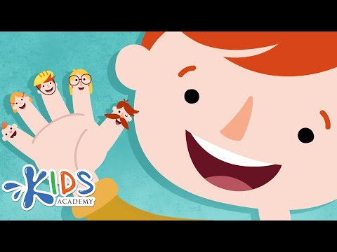 Songs for Kids with Lyrics   English Nursery Rhymes Compilation   Kids Academy