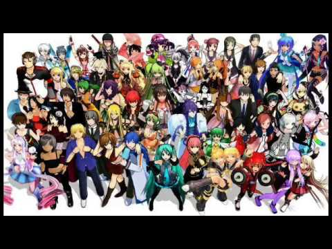 """Proyecto Vocaloid """"Crypton"""