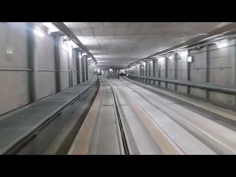 Munich Airport People Mover - New Satellite Terminal 2