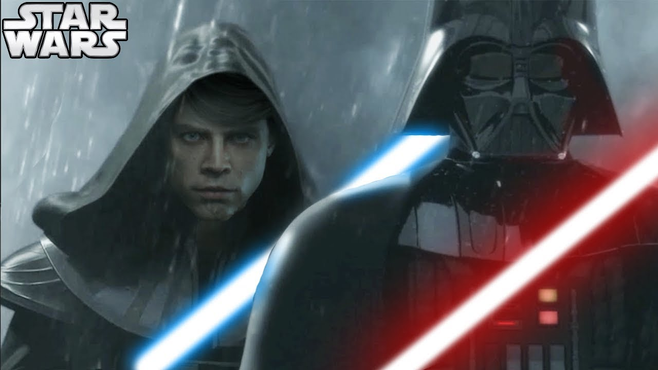 What if Luke Joined Vader When He Said
