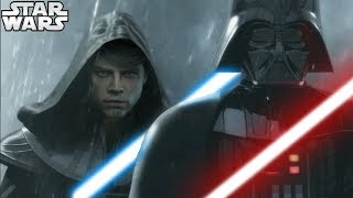 "What if Luke Joined Vader When He Said ""I AM YOUR FATHER"" - Star Wars Theory Fan-Fic"