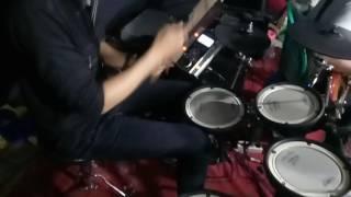 SOIMAH - simalakama drum cover by (junex)