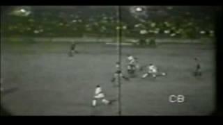 Penarol v Santos 1965 Copa Libertadores